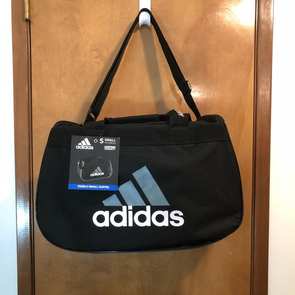 6ae6c181361 adidas Bags   Diablo Small Duffel Bag   Poshmark